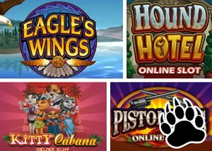 Microgaming's New Video Slot: Eagle's Wings
