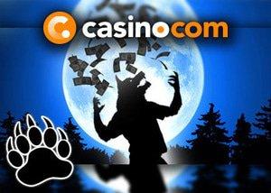 Casino.com has Full Moon Fever