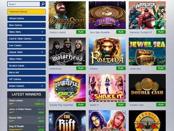 Casino1Club Software Preview