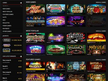Casino777 Software Preview