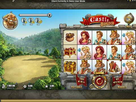No Download Castle Builder Slots Are Fun And Free