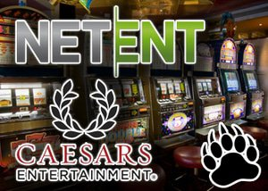 Caesars Interactive Entertainment and NetEnt Agreement