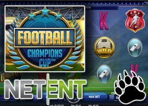 NetEnt Champions Cup Slot