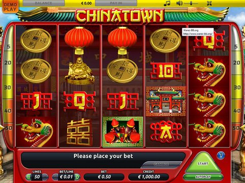 Chinatown Game Preview