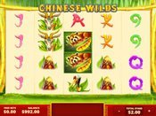 Chinese Wilds Game Preview