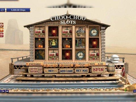 Choo Choo Slots Game Preview