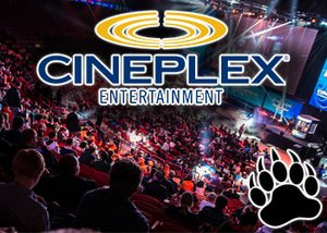 Cineplex Announce First National Video Game Tournament