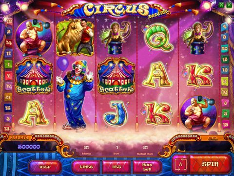 Circus Game Preview