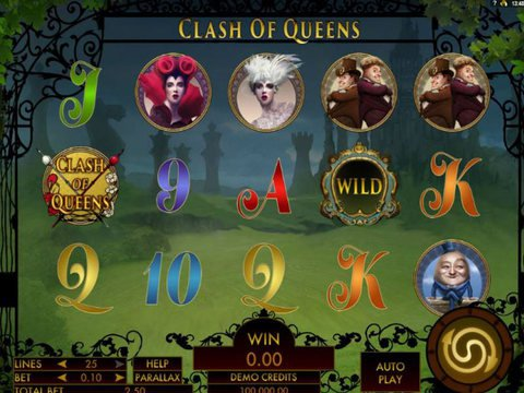 Clash of Queens Game Preview