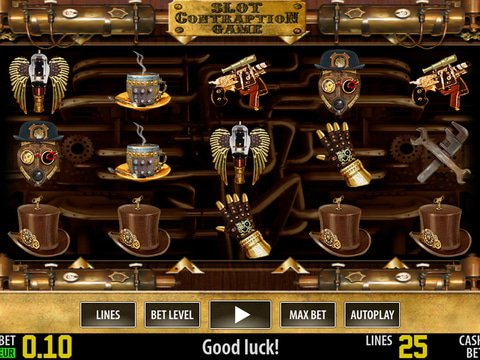 Contraption Game HD Game Preview
