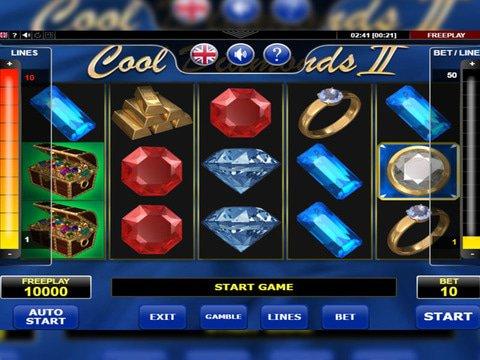 Cool Diamonds II Game Preview