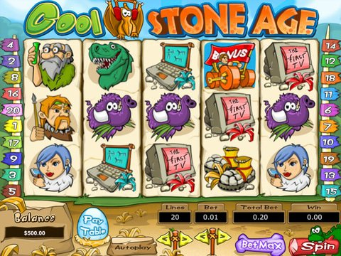 Cool Stone Age Game Preview