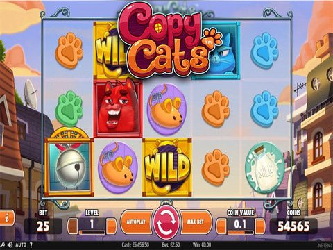Copy Cats Game Preview