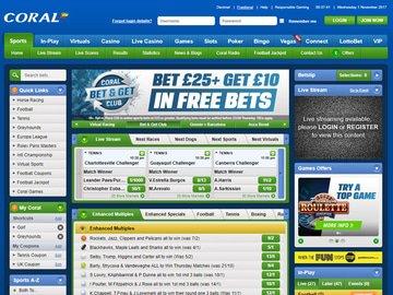 Coral online betting phone number binary options no deposit bonus july 2021