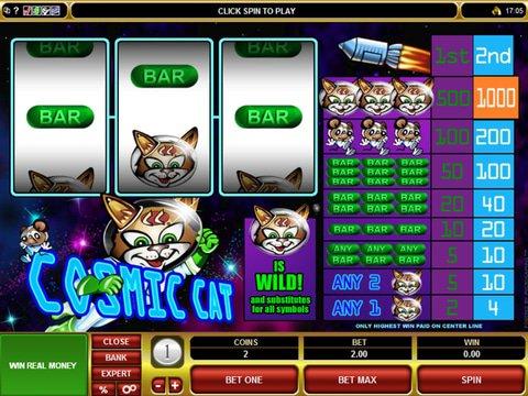 Spiele Cosmic Cat - Video Slots Online