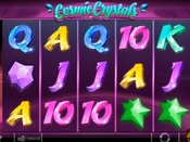 Cosmic Crystals Game Preview