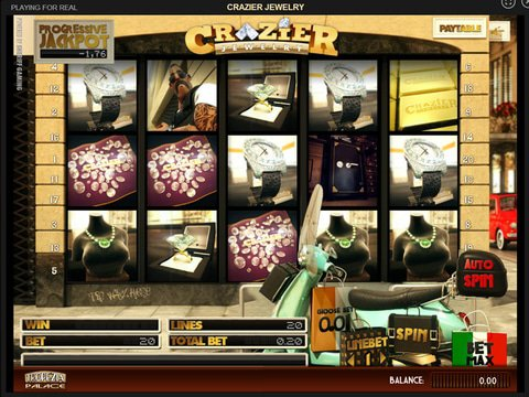 Crazier Jewelry Game Preview