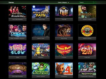 Crazy Casino Club Casino Software Preview