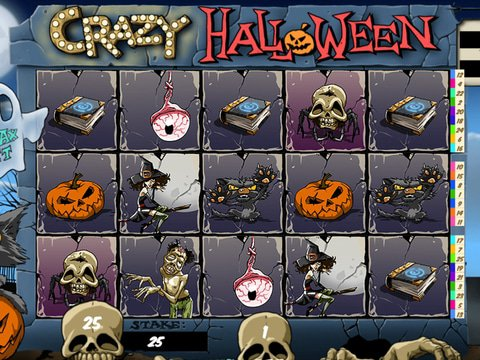 Crazy Halloween Game Preview