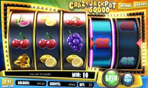 Crazy Jackpot 60000 By BetSoft