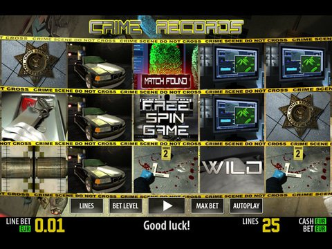 Crime Records HD Game Preview
