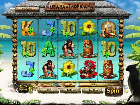 Cubana Tropicana Game Preview