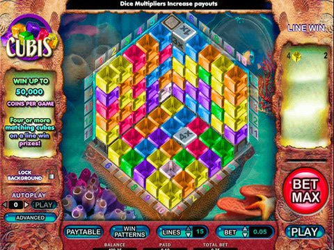 Cubis Game Preview