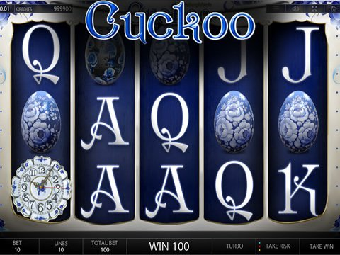 Cuckoo Slot Machine