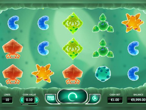 Play Cyrus the Virus Slot Machine Free with No Download