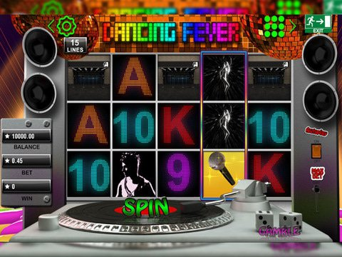 Dancing Fever Game Preview