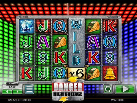 Danger! High Voltage Game Preview