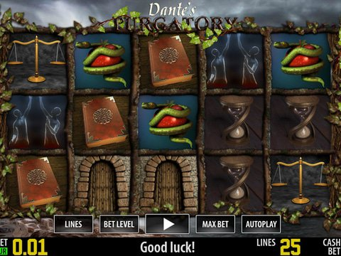 Dante Hell HD Slot Machine With No Download