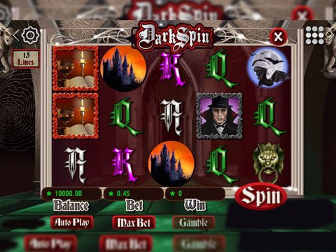 Dark Spin Game Preview