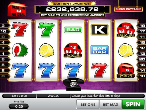 Deal or No Deal World Slot Machine Online ᐈ Playtech™ Casino Slots