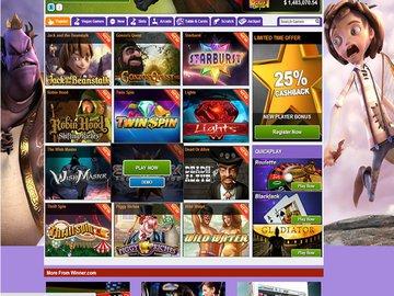 Del Rio Casino Software Preview