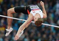 Derek Drouin Gold Medal