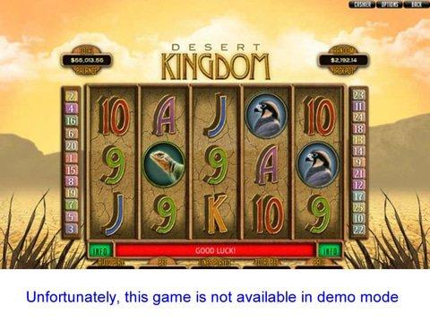 Desert Kingdom Game Preview