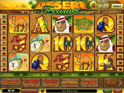 Desert Treasures Pro Game Preview