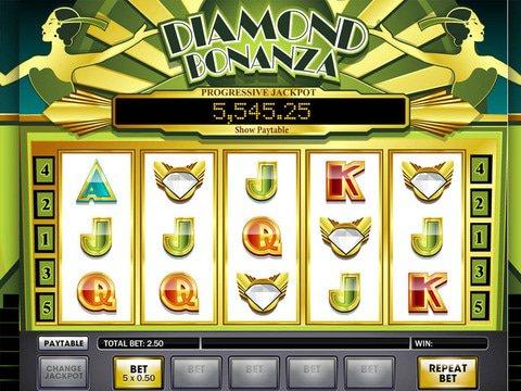 Diamond Bonanza Game Preview