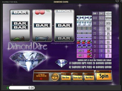 Diamond Dare Game Preview