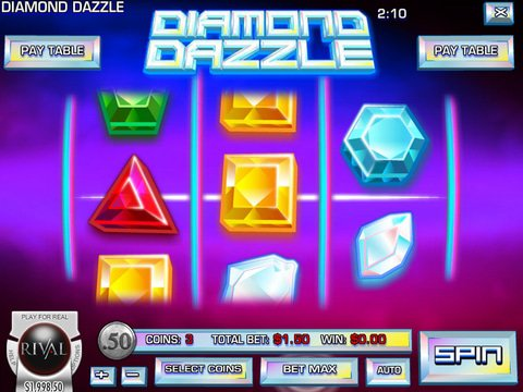 Diamond Dazzle Game Preview