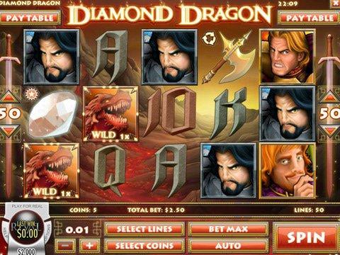 Diamond Dragon Game Preview