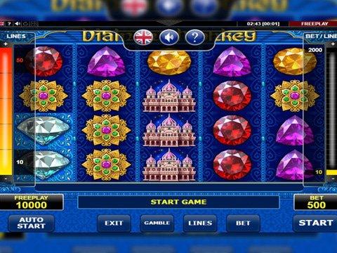 Diamond Monkey Game Preview