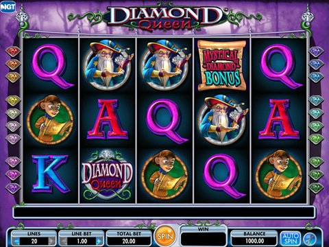 Diamond Queen Game Preview