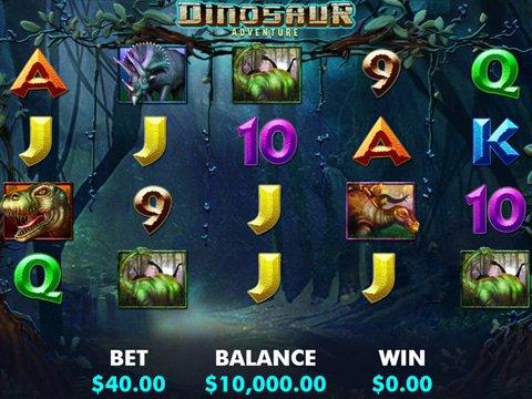 Dinosaur Adventure Game Preview