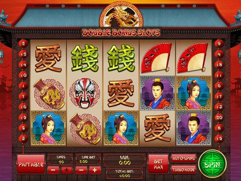 Double Bonus Slots Game Preview