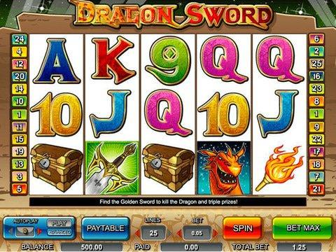 Dragon Sword Game Preview