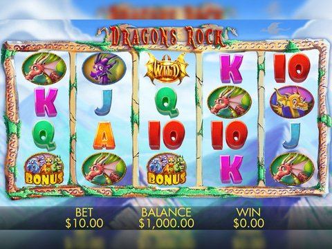 Play Creatures of Rock Slot Machine Free with No Download