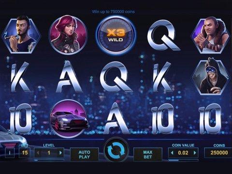 Play No Download Drive: Multiplier Mayhem Slot Machine Free Here