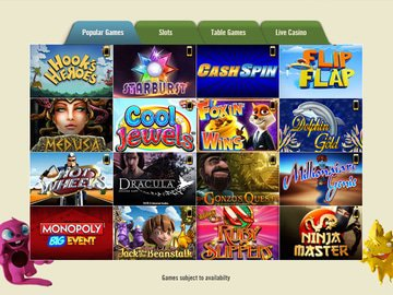 DrueckGlueck Casino Software Preview
